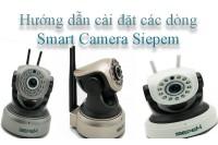 Hướng dẫn cài đặt Smart Camera IP S6203 plus, S7001 plus, s6812 plus