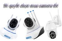 Camera Yoosee rẻ tốt số 1 - Bí quyết chọn mua camera