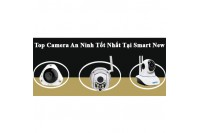 Top 10 Camera An Ninh Trong Nhà & Ngoài Trời Tốt Nhất