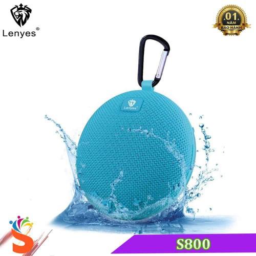 Loa Chống Nước Lenyes S800 – Loa Bluetooth Cầm Tay