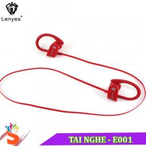 Tai Nghe Thể Thao Bluetooth Lenyes E001 – Tai Nghe Siêu Nhỏ Gọn Và Tiện Lợi