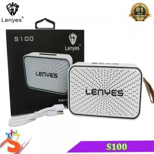Loa Bluetooth Lenyes S100 – Loa Chống Nước Tiêu Chuẩn