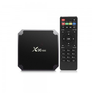 X96 Mini Android TV Box RAM 2GB - ROM 16GB - Hệ Điều Hành Android 7.12
