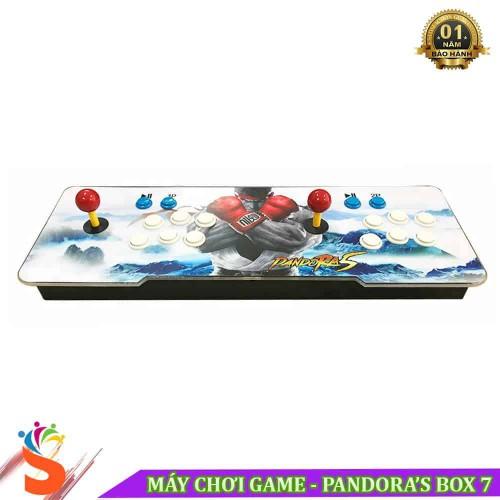 Máy Chơi Game Pandora Box 7S Tích Hợp Sẵn Hơn 1300 Games