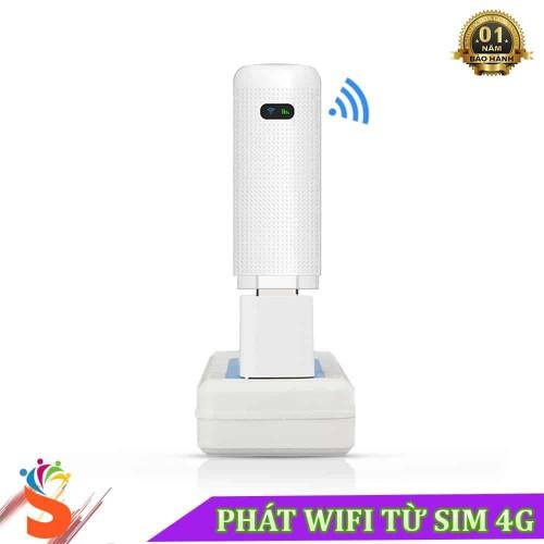 USB Phát Wifi Sim 4G Tốc Độ Cao, Dùng Đa Mạng
