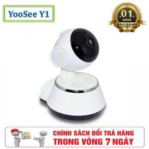 Camera Giám Sát Hồng Ngoại Yoosee Y1 – Camera Robot Angten Ngầm
