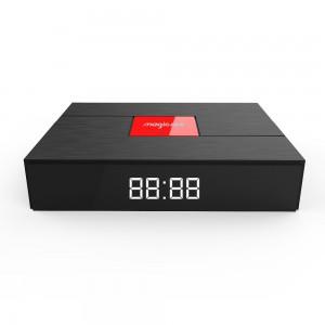Android TV Box Magicsee C400 – Android 7.1, Ram 2GB, Rom 16GB - Bảo Hành 1 Năm