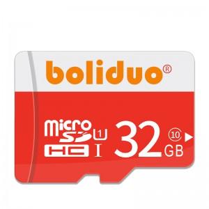 Thẻ Nhớ 32GB Boliduo – Thẻ Nhớ Chính Hãng Chuẩn Class 10