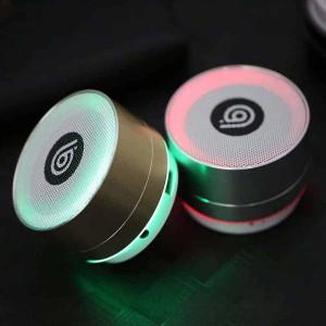 Loa Bluetooth Boliduo YX-1 - Đèn LED Đổi Màu