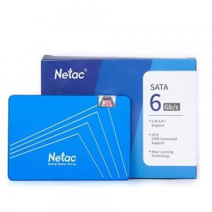 Ổ Cứng SSD Netac 120GB, SATA 3 6GB/s