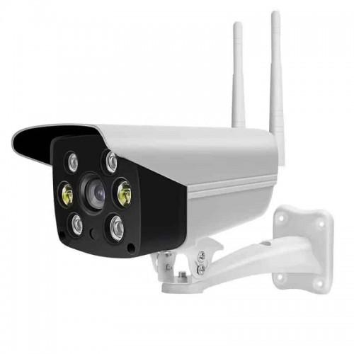 Camera Giám Sát Ngoài Trời HapSee H9000 – Camera IP Wifi 2 Râu
