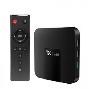 Android Tivi Box TX3 Mini RAM 1GB ROM 8GB - Android tivi box giá rẻ