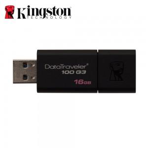 USB Kingston DataTraveler 100 G3 – 16GB – USB 3.0