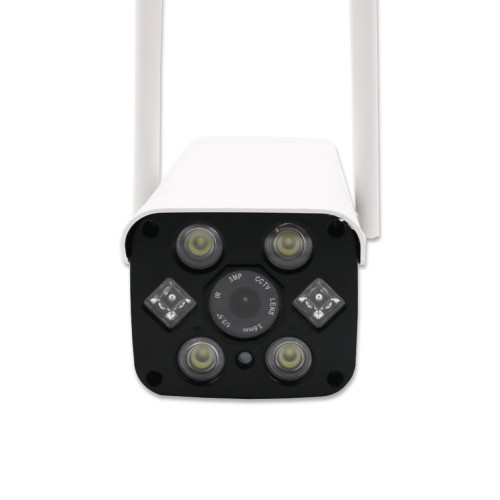 Camera Giám Sát Ngoài Trời Full HD1080P Yoosee X6211 – Ghi Hình Đêm Có Màu