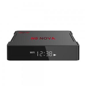 Android Tivi Box Magicsee N5 Nova - Ram 2GB, Rom 16GB, Android 9.0 - Có Phiên Bản Điều Khiển Voice