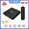 Android TV Box X96 Air - Amlogic S905X3, 2/4GB Ram, 16/32GB bộ nhớ trong, Android 9