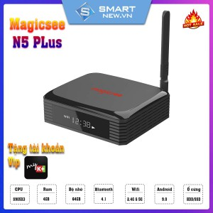 Android TV Box Magicsee N5 Plus - 4GB RAM