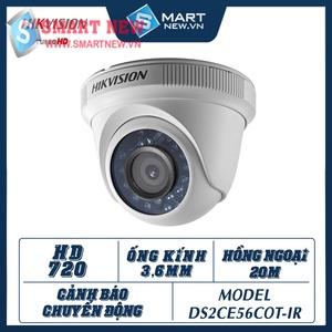Camera giám sát trong nhà Hikvision DS-2CE56C0T - IR - HD720 1.0MP