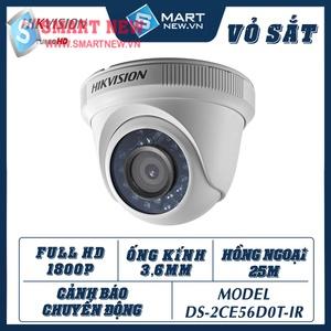Camera giám sát trong nhà Hikvision DS-2CE56D0T - IR - FULL HD1080 - 2.0MP