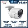 Camera Hikvision ngoài trời DS-2CE16D0T-IR-FULL HD1080-2.0MP-- Chống nước IP66