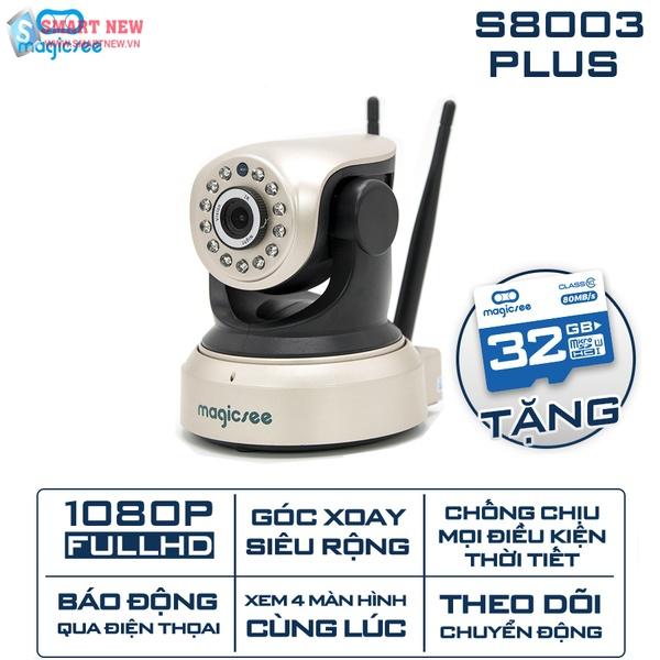 Camera giám sát Magicsee S8003 Plus Full HD1080