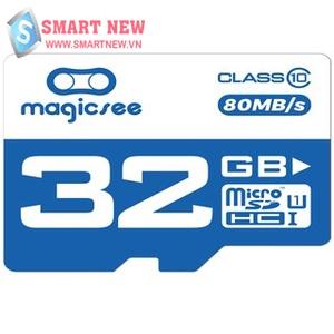 [ Ưu đãi độc quyền ] Thẻ Nhớ Magicsee 32GB Tốc Độ Đọc Class 10 [ Ưu đãi độc quyền ]