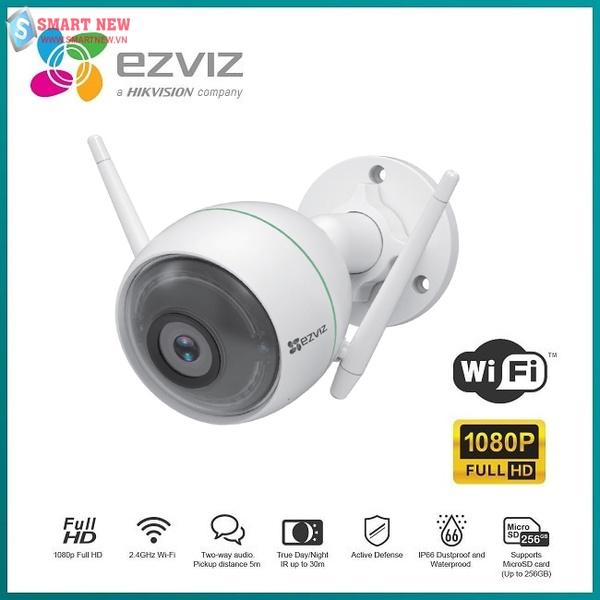 Camera giám sát ngoài trời EZVIZ C3WN Full HD1080
