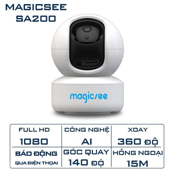 Camera giám sát Magicsee SA200