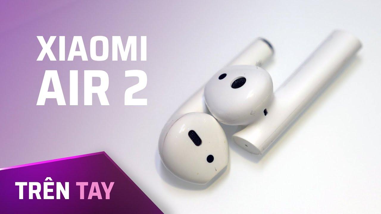 Tai nghe không dây giá rẻ -  Xiaomi air 2