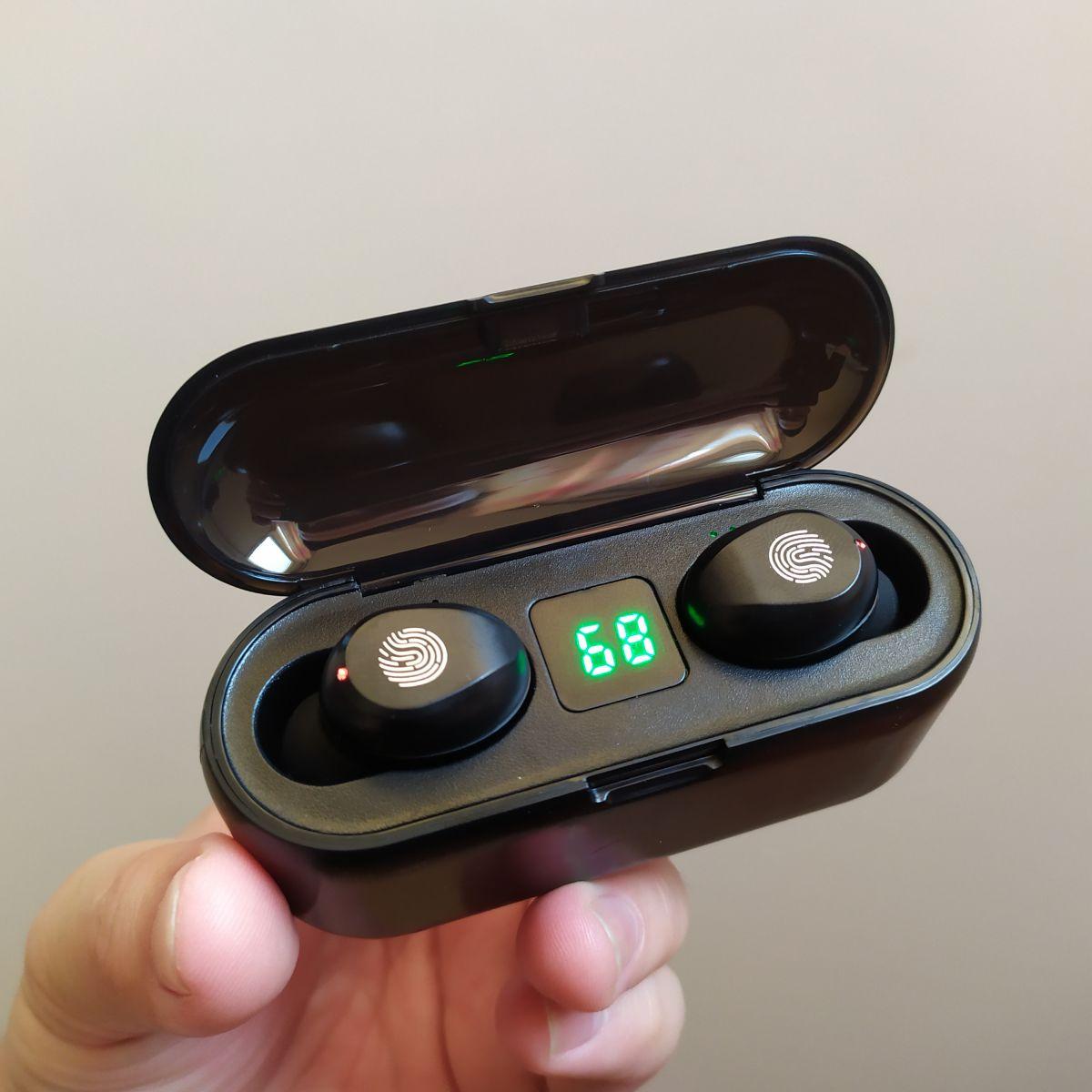 Hướng dẫn sử dụng tai nghe Amoi F9 chính hãng chi tiết - TIN CÔNG NGHỆ