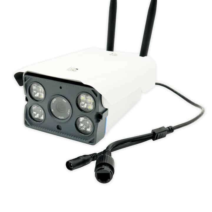 camera giám sát ngoài trời