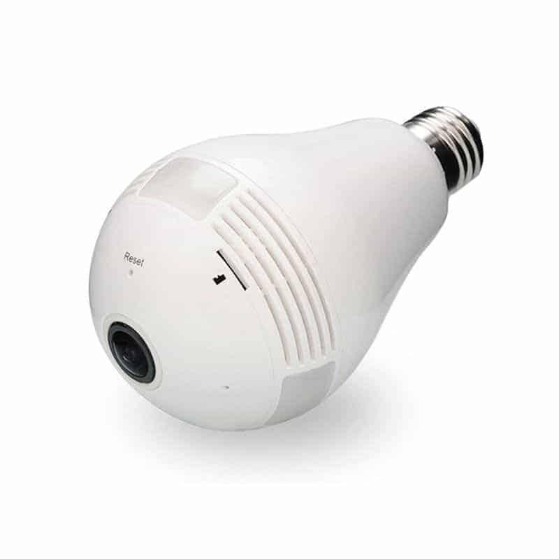 camera giám sát bóng đèn