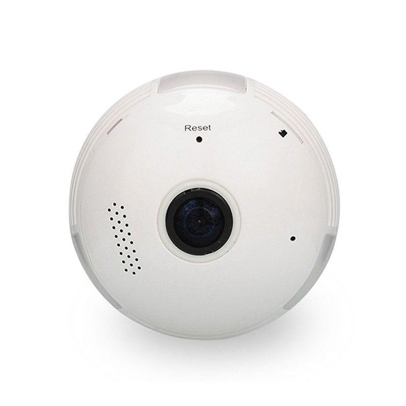 Camera Giám Sát Bóng Đèn ICsee VR960 IP Không Dây Wifi 3
