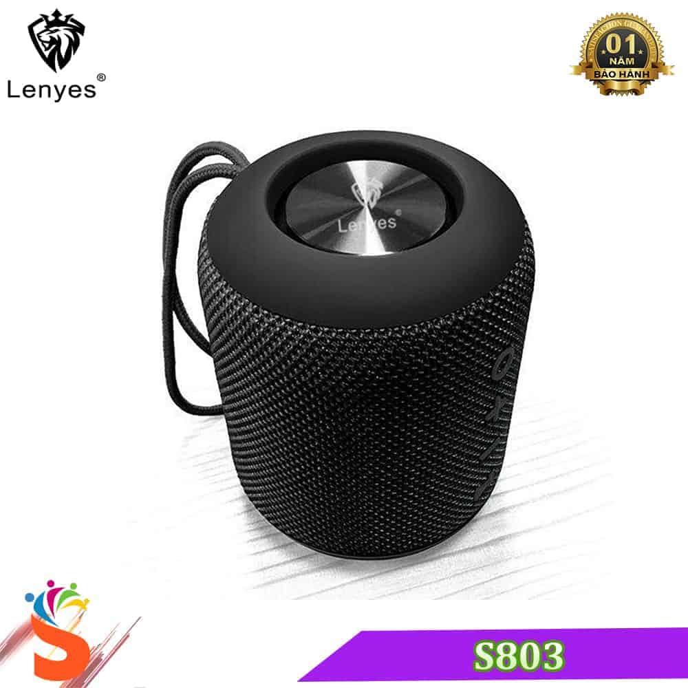 Loa Nghe Nhạc Bluetooth Lenyes S803 – Loa Cầm Tay 4.0 3