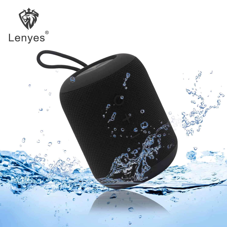 Loa Nghe Nhạc Bluetooth Lenyes S803 – Loa Cầm Tay 4.0 5