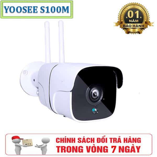 Camera Yoosee 2 Râu Ngoài Trời S100M – Mắt Camera 1.0 MP 3