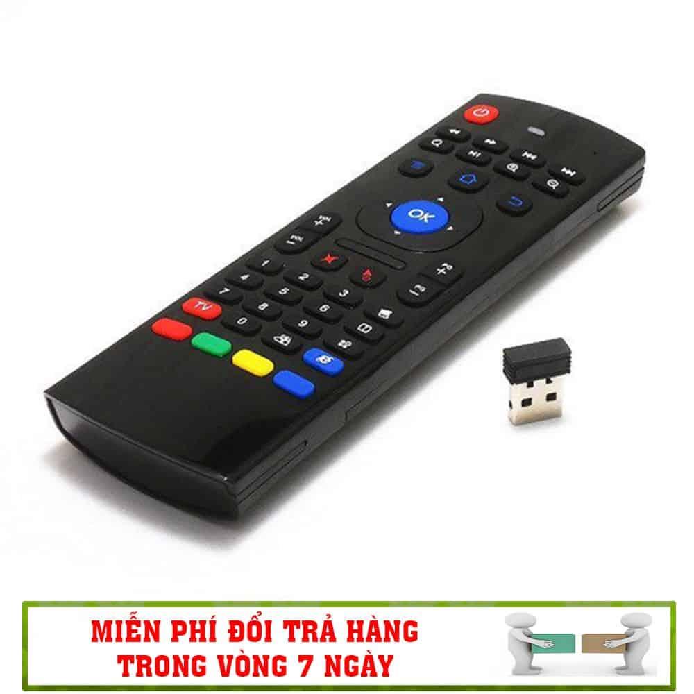 Chuột Bay MX3 điều khiển bằng giọng nói, tích hợp bàn phím mini 3