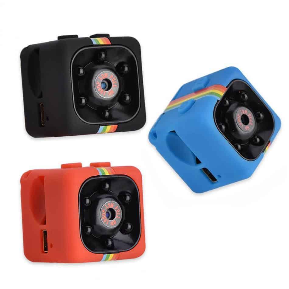 Camera Hành Trình Thể Thao SQ11 – Hỗ Trợ Hồng Ngoại 1