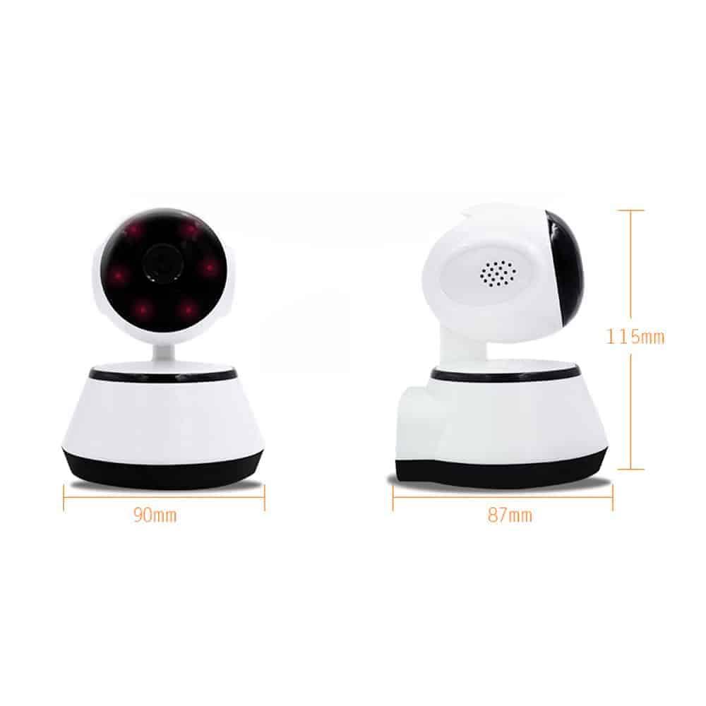 Combo Camera Giám Sát Thông Minh IP V380 – Tặng Kèm Thẻ Nhớ 6