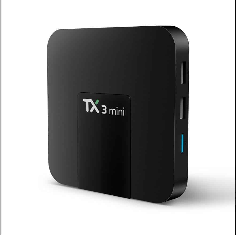 Android TV Box Tx3 mini Ram 2GB - Chip S905W - Android 9.0 6