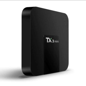 Android TV Box Tx3 mini Ram 2GB - Chip S905W - Android 9.0 14