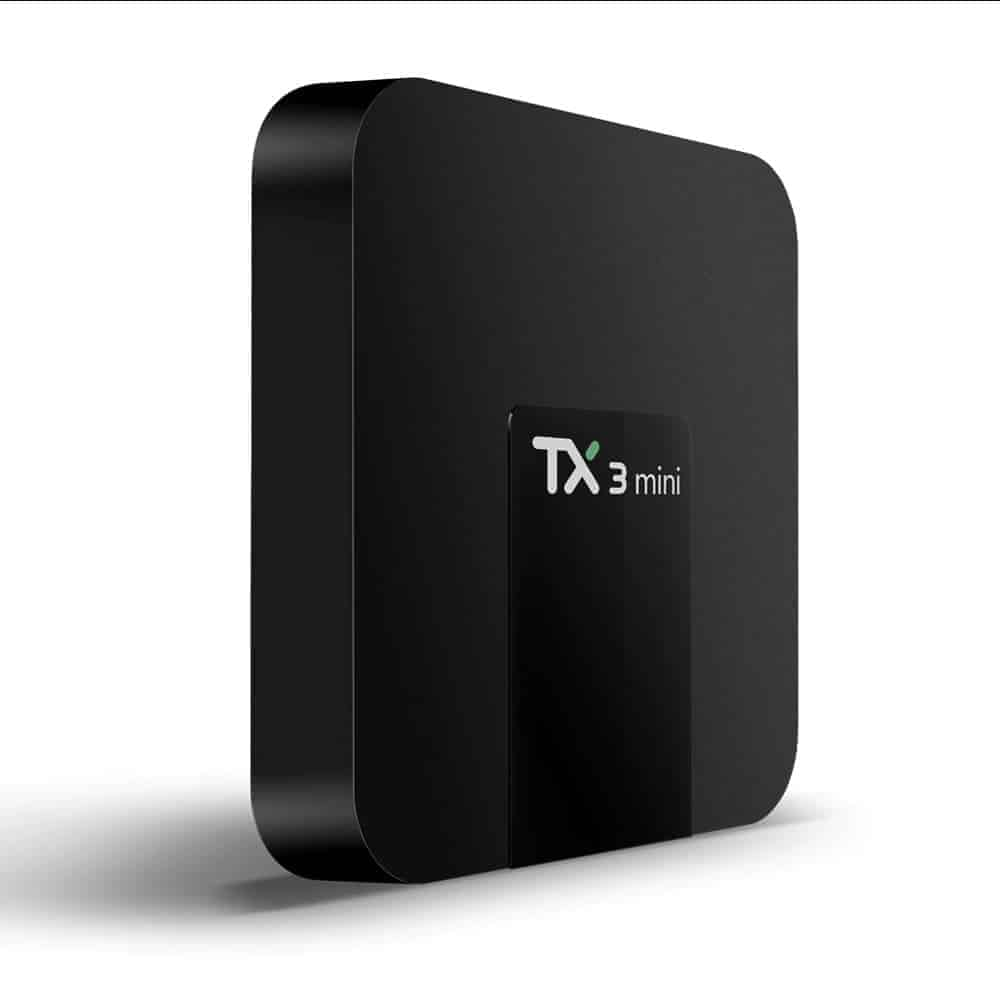 Android TV Box Tx3 mini Ram 2GB - Chip S905W - Android 9.0 7