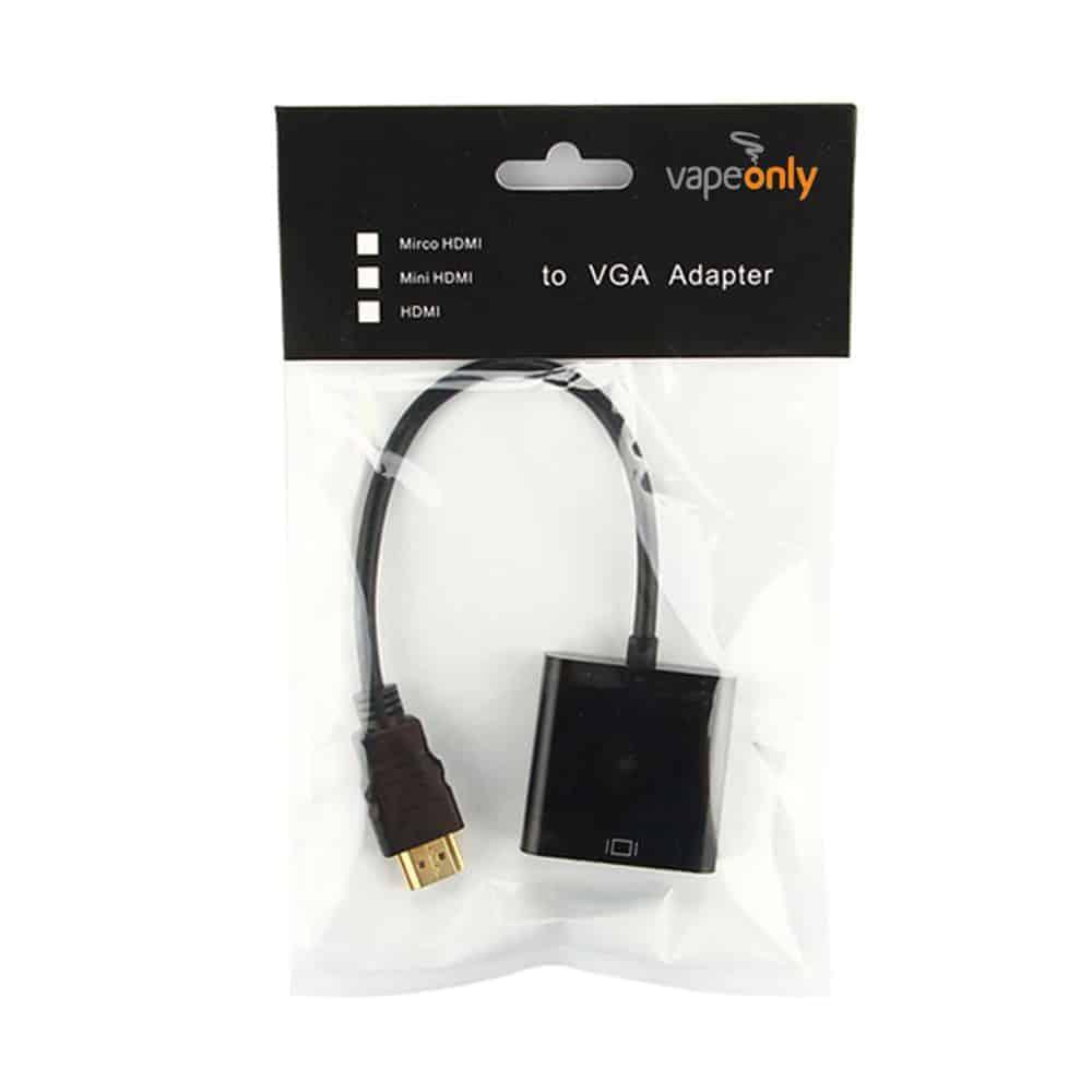 Cáp Chuyển Đổi HDMI Sang VGA (Chuyển Đổi Cả Âm Thanh Và Hình Ảnh) 10