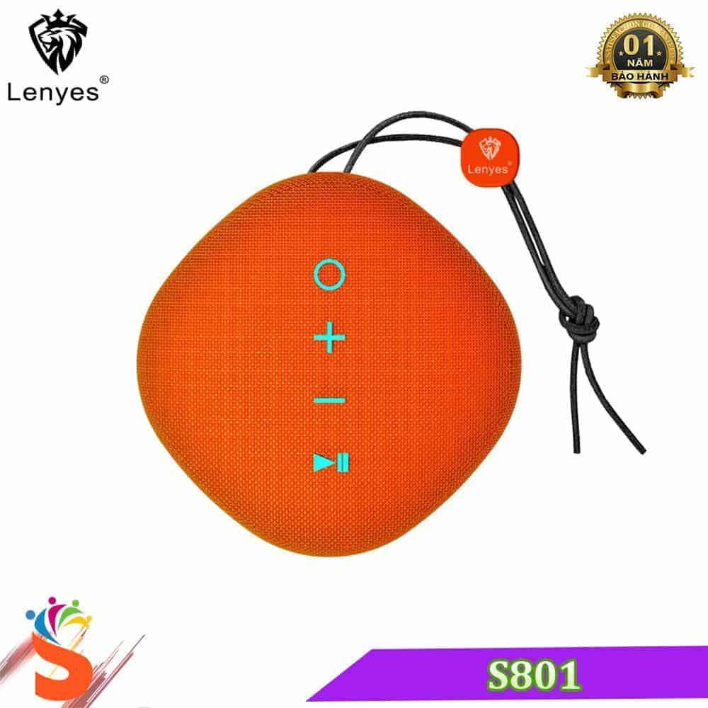 Loa Bluetooth Cầm Tay Lenyes S801 – Chống Nước IP6 5