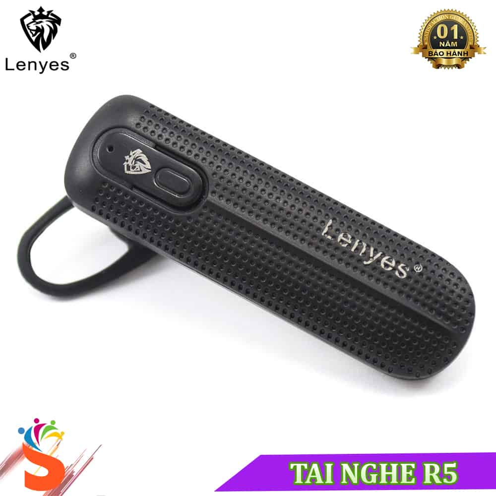 Tai Nghe Bluetooth Lenyes R5 – Tai Nghe Thể Thao Siêu Gọn 3