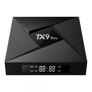 Android TV Box TX9 Pro phiên bản 2018, RAM 3GB, ROM 32GB, chíp lõi 8 3