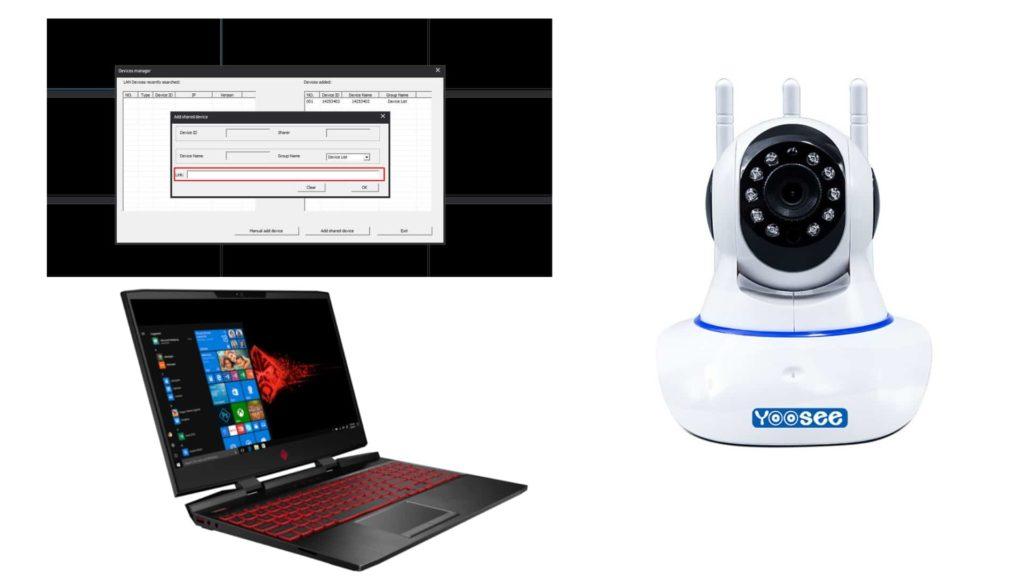 phần mềm xem camera yoosee trên máy tính