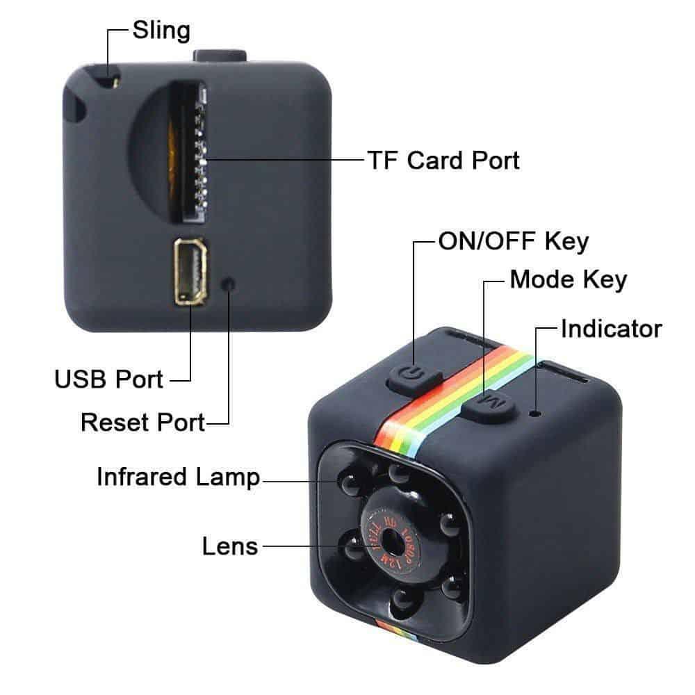 Camera hành trinh SQ11