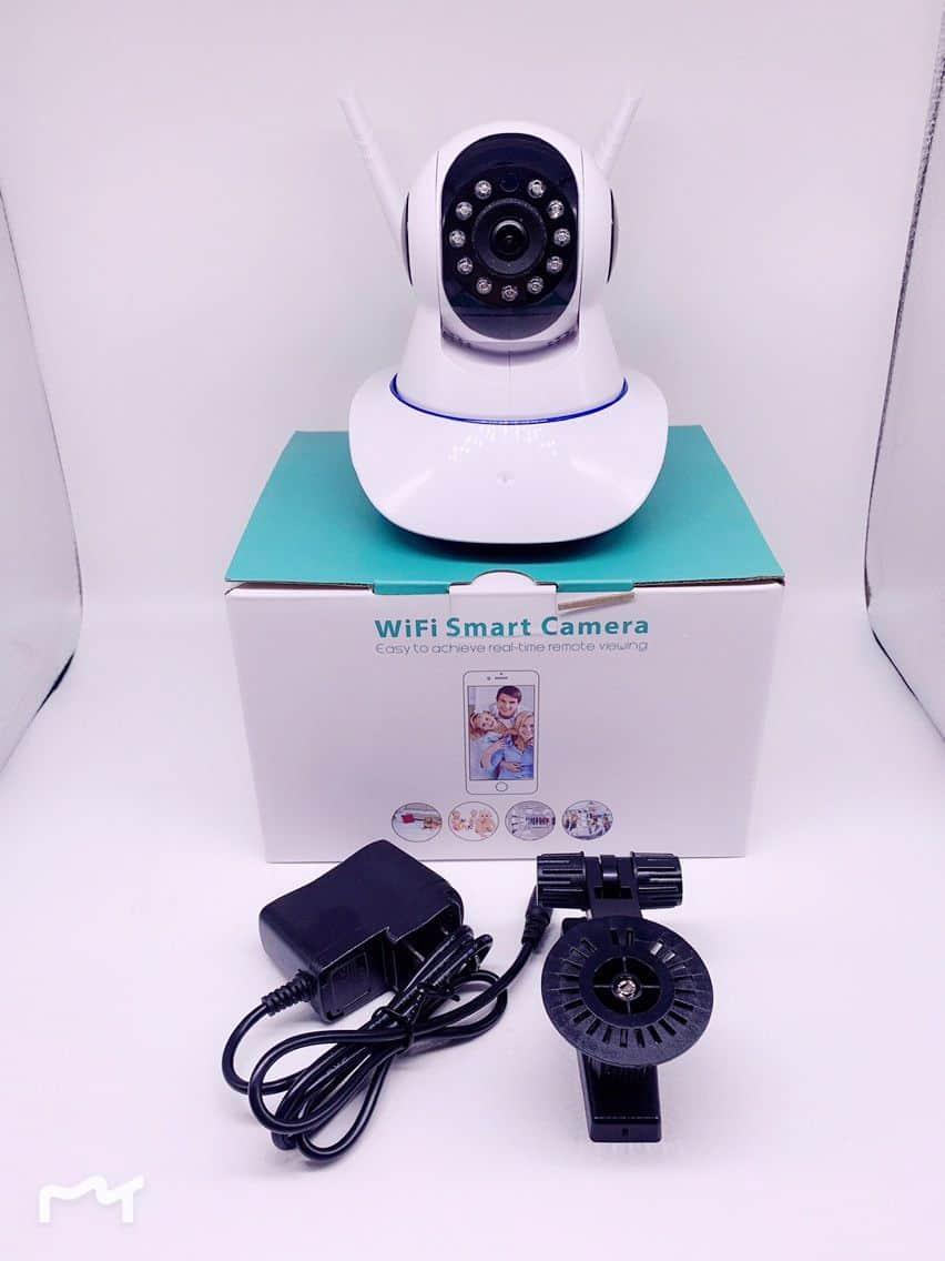 camera giám sát Iscee