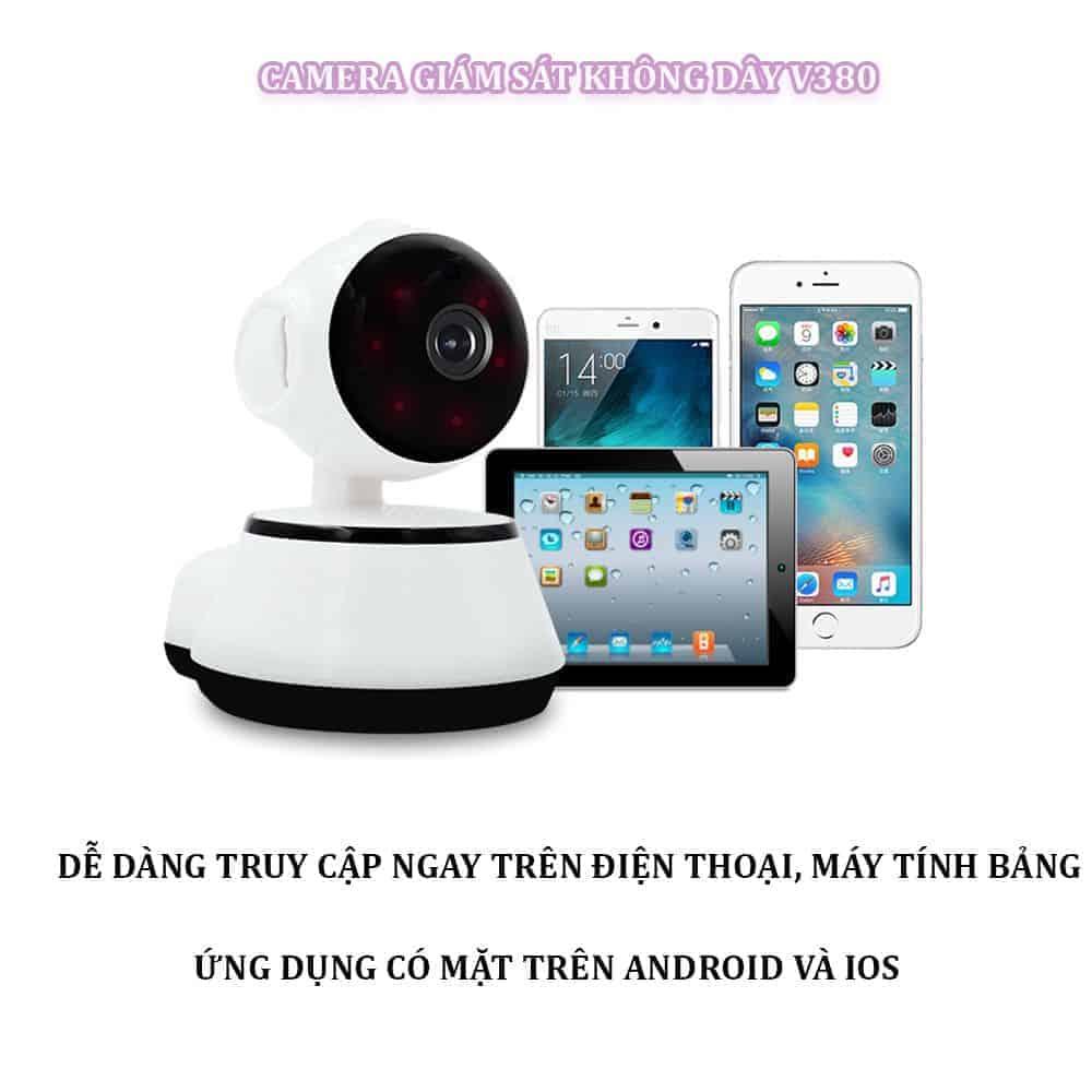 camera giám sát thông minh